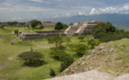 Monte Alban Ruins, Mexico