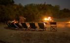 Campfire in Yala
