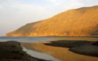 A Sunlit Fjord