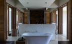 Luxury bathroom at Amanwella