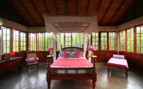 Luxury suite at The House, luxury hotel in Sri Lanka