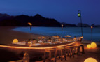 A Candlelit Dinner on the Beach