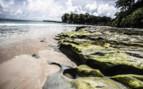 Andaman Islands beach view