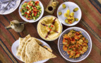 Delicious cuisine in Jordan