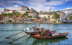 Boats in Porto Harbour