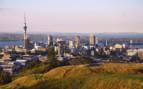 Auckland Cityscape