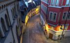 A Winding Street