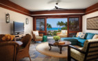Suite at Four Seasons Resort Hualalai