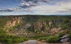Lanner Gorge