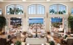 Lounge and terrace at Four Seasons Lana'i Manele Bay