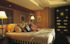 Bedroom at Oberoi Amarvillas, luxury hotel in India