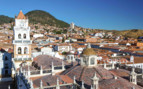 Red Rooftops of Sucre