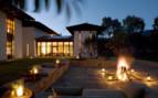 Courtyard Bonfire