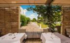 Alfresco Dining on the Terrace Puglia