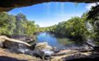Little Merton Falls, Kimberley