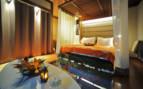 Beach bungalow bedroom