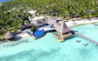 Ariel view of Hotel Ria Ora