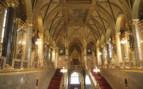 Interior of Hungarian Parliament