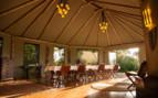 Main lodge dining room