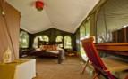 Sala's Camp luxury tent