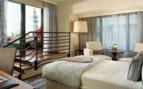Luxury suite at Hotel Vitale