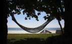 Ngapali beach hammock