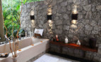 Villa de Charme bathroom