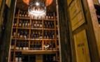 Wine cellar at Ciasa Salares