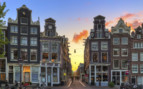 Little Nine Streets in Amsterdam