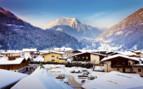 Mayrohfen resort in Austria