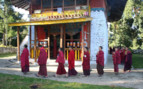 Rinchenpong Buddhist monks