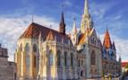 Budapest Mathias Church at day