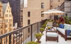 Producer suite roof deck