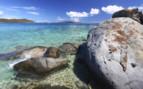 Boulders of the beef island