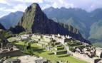 Machu Picchu sunlight
