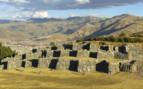Sacsayhuaman walls