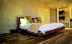 Bedroom at Be Tulum, luxury hotel in Mexico