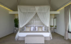 double bed villa
