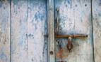 Zanzibar Door Detail