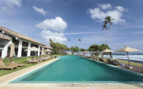Swimming Pool at the Fortress, Sri Lanka