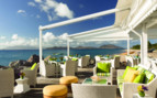 Terrace at the Four Seasons Nevis