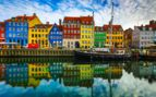 Coloured Houses, Copenhagen