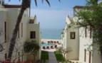 View from a hotel room at Las Ventanas al Paraiso, luxury hotel in Mexico