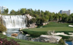 Golf course at The Wynn Las Vegas and Encore Resort