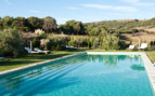 The swimming pool at Casa La Siesta, luxury hotel in Spain