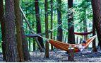 HOSHINOYA_Fuji_hammocks