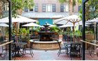 Belmond Charleston Place courtyard