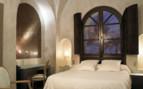 Bedroom at Palacio del Bailio, luxury hotel in Spain