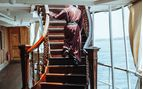 Staircase at Steam Ship Sudan