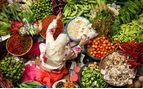 Market in Malaysia